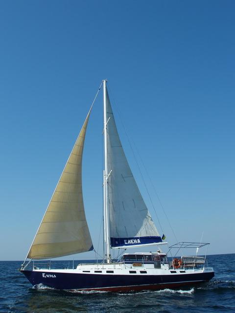 яхты Украина